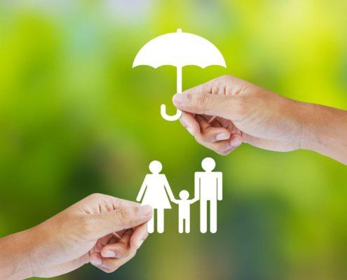 Risikolebensversicherung Schutz
